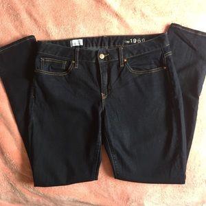 GAP Curvy Skinny Jeans, Size 31